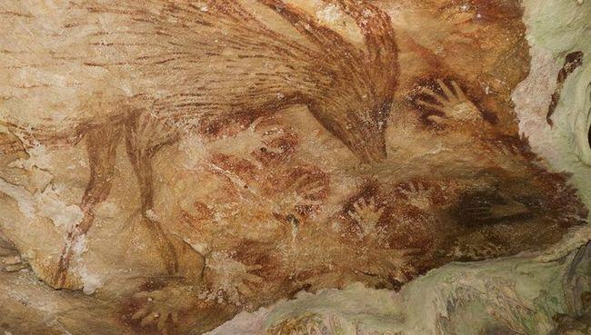 В индонезийской пещере обнаружены старейшие в мире произведения искусства