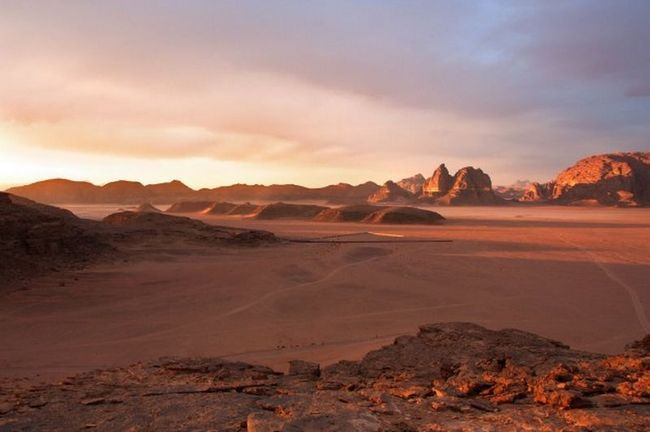 10 amazing nezemaljski krajolika na Zemlji