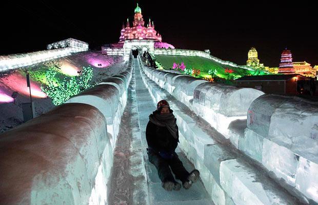 26. Međunarodni festival leda i snijega u Harbin (26 Harbin International Ice and Snow Festival)