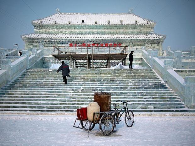 26. Međunarodni festival leda i snijega u Harbin