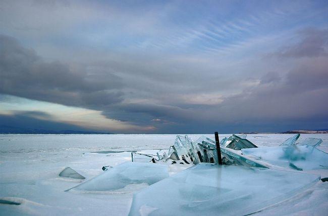 Baikal zimi