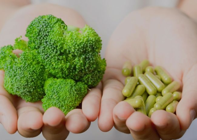 Užitočné vlastnosti brokolica