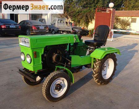 Bulat 120 mini traktor