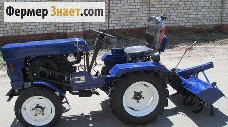 traktor freza
