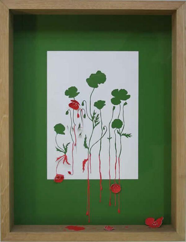 Papir umjetnosti iz Peter Calles (Peter Callesen)
