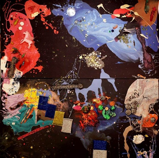 Camaya mladi umjetnik na svijetu