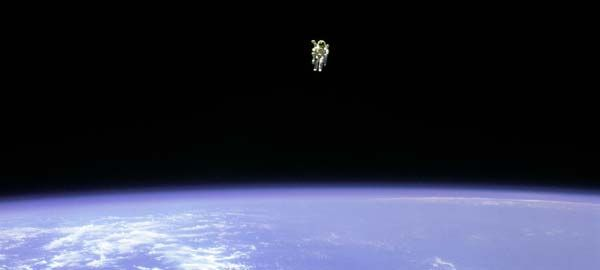 Miris kosmosa?