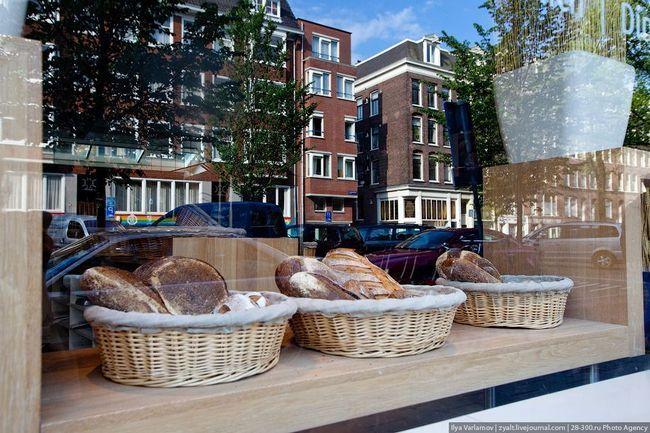 Boja u kontrastu Amsterdam