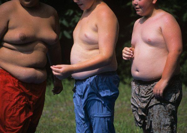 Pretile djece u ljetnom kampu u Massachusettsu (2004 godine- fotografija Karen Kasmauski / Corbis).