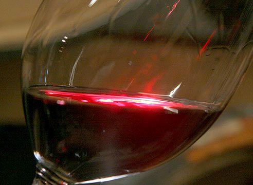 Kuća vino od grožđa