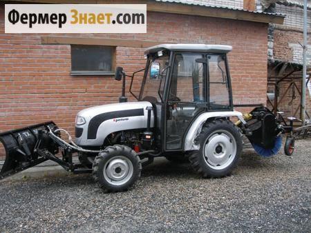 Mini-traktor sa komunalne opreme