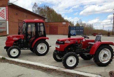 Mini-tvrđava kabini traktora i bez
