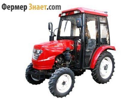 Mini Krepysh traktor T 220