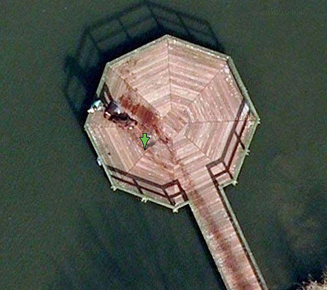 Slike iz Google Earth servisa izazvalo cijelu istragu!