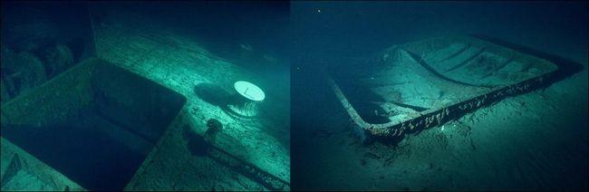 Фотоистория пассажирского лайнера Титаник