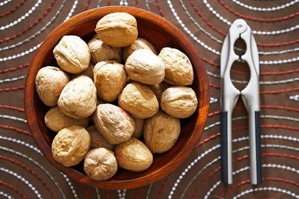 Грецкие орехи обладают противораковым эффектом