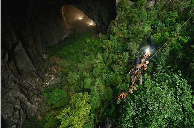 Han Song Dung (Jeskyně horské řeky)
