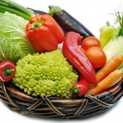Skladování zelenin