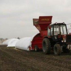 Хранение зерна в рукавах