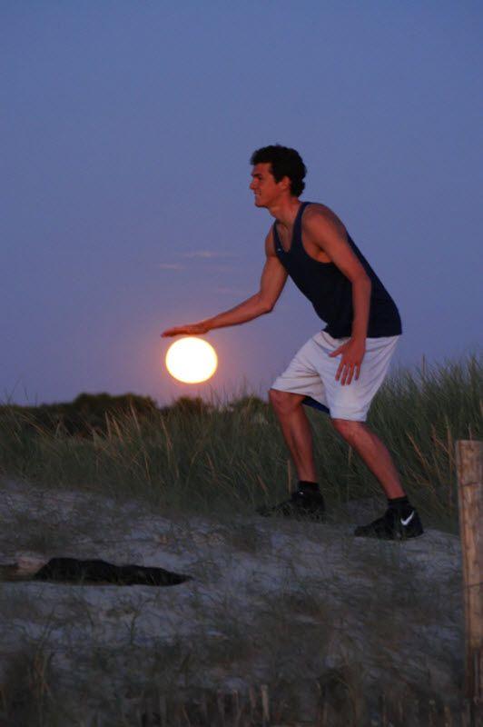 Igranje s Mjeseca