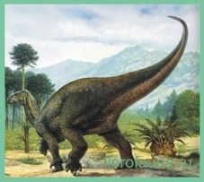 Игуанодон/ iguanodon