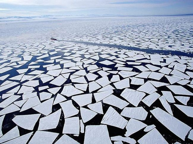 Zanimljivosti o Antarktiku