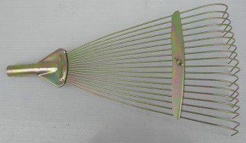 Фотография металлических веерных грабель, all.biz