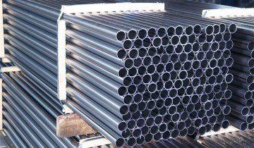 Изображение металлических труб, all.biz