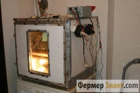 incubator de casă