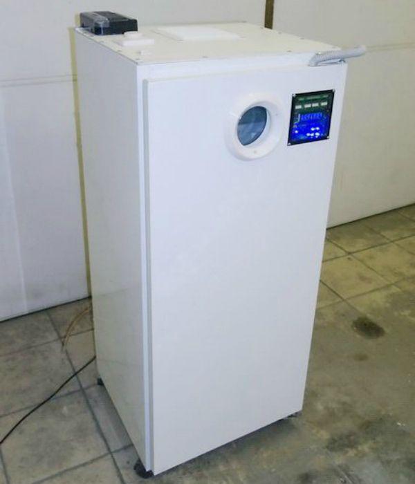 Pojava frižidera inkubatora