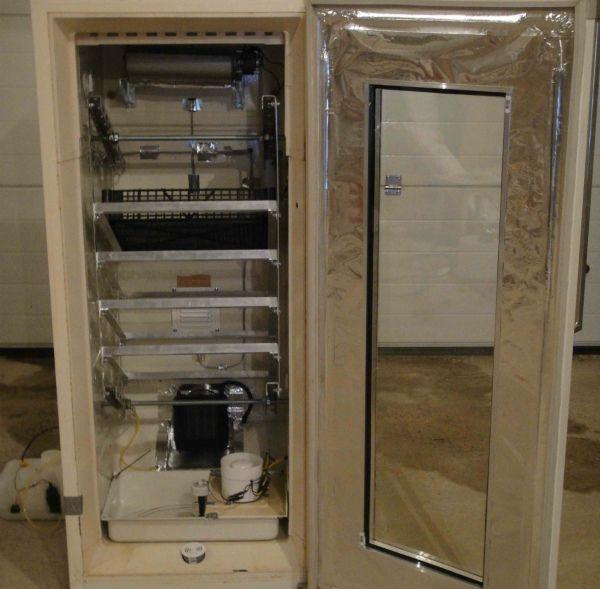 Obloga inkubator Kućište od frižidera