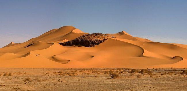 Каково это, жить в пустыне