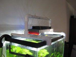 крышка для аквариума из ПВХ