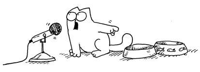 Simon mačka