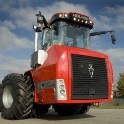 Mega traktor terra varijanta