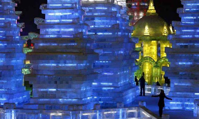 International Ice and Snow Festival u Harbin