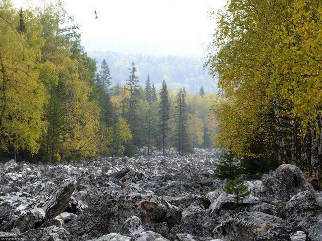 Национальный парк таганай: мистика уральских лесов