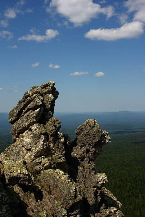 Национальный парк ``таганай``