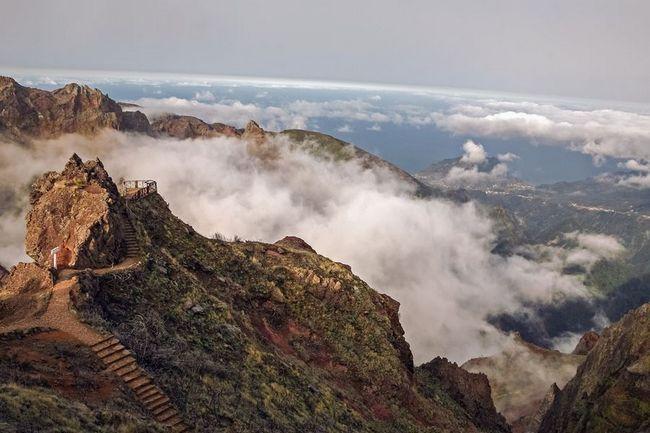 Poplave na otoku Madeira