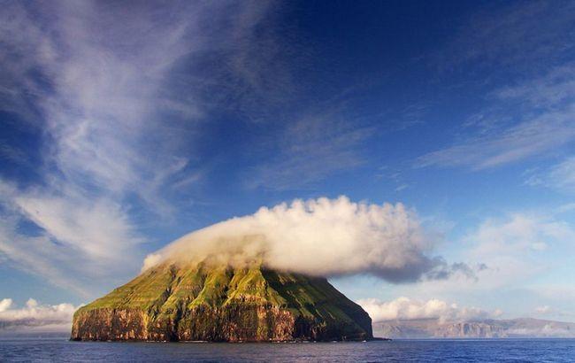 Nenaseljeni otok Lítla Dímun (Small Dimun)