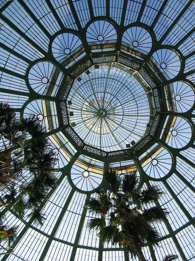 Royal skleníkových v Belgii