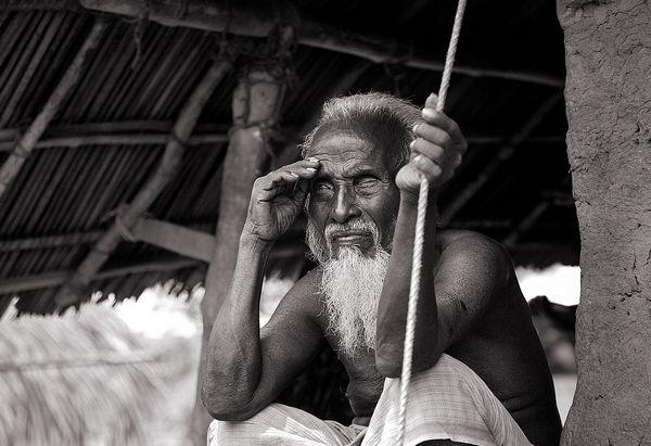 U Bangladešu, broj klimatskih izbjeglica premašio milijun. Ovo je jedan od njih.