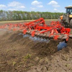 Обработка почвы под ячмень