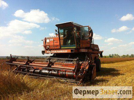 Harvester Don 1500. i na terenu