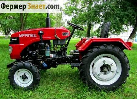Mini traktor Uralets-180