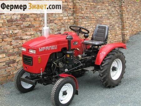 Sve ono dobro mini-serija traktor Uralets
