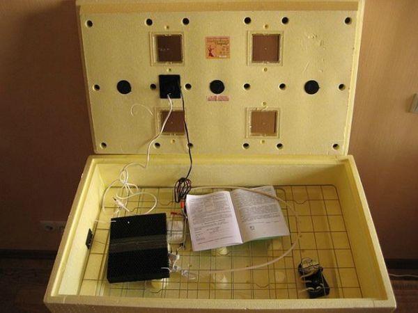 Инкубатор автомат Золушка 98
