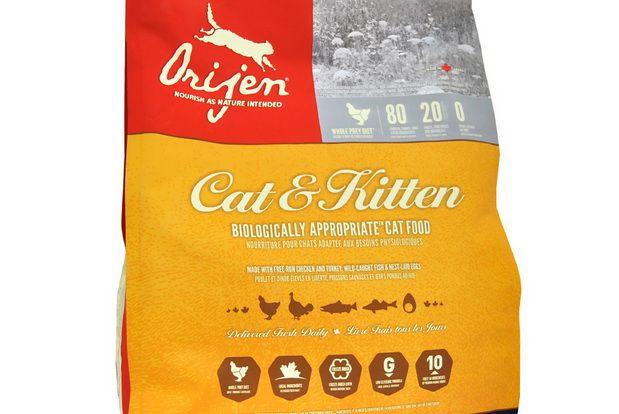 Ориджен для кошек (orijen cat and kitten): обзор, личный опыт и рекомендации