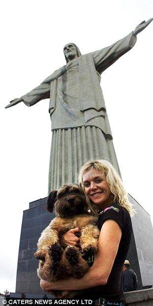 Finále světového turné v Rio de Janeiru v Brazílii