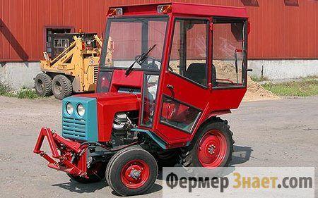 Mini-kabine traktora